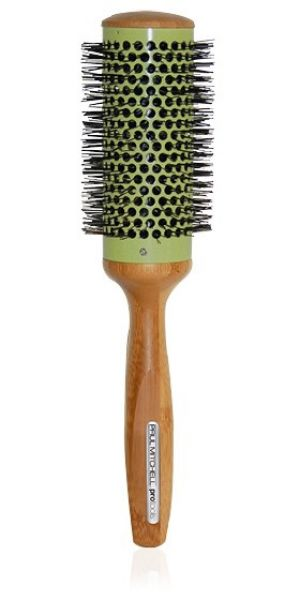 PM Express Ion Bamboo Round Brush