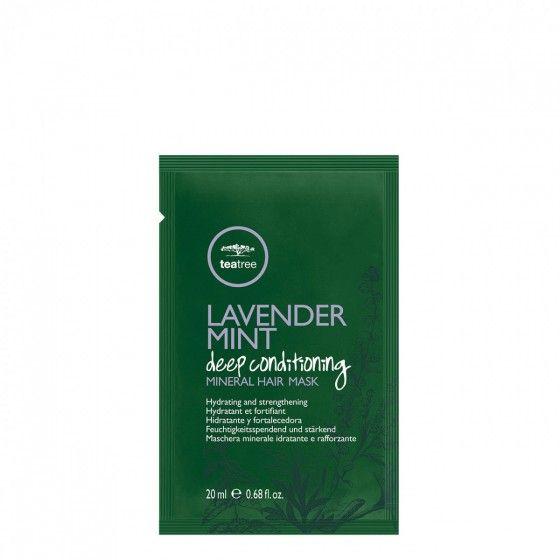 PM Lavender Mint Deep Condit. Mineral Hair Mask
