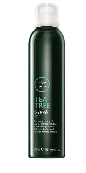 PM Tea Tree Shave Gel
